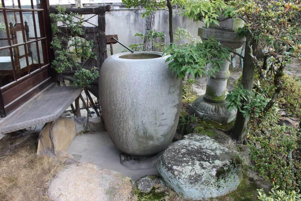 しぶや美術館 庭園