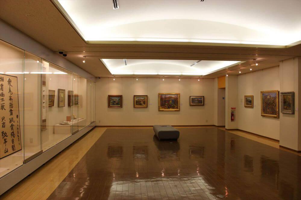 新館二階展示室